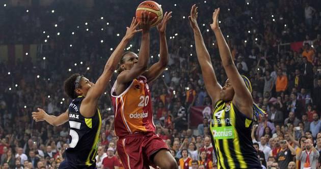 Galatasaray-Fenerbahçe maçı Samsun'da