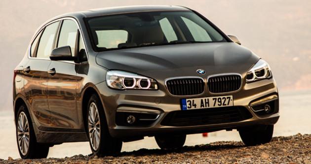 BMW'den bir ilk