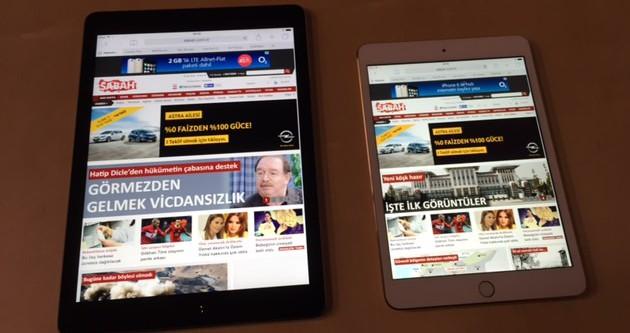 iPad Air 2, iPad Mini 3, yeni iMac ve Mac Mini'ler tanıtıldı