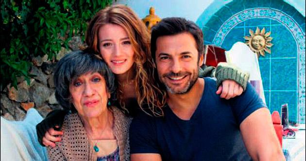 Ayşen Gruda bir aşk filminde rol aldı
