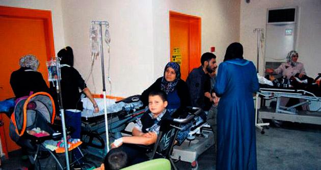 Sudan zehirlenme iddiası Gaziantep'i karıştırdı