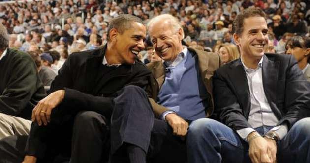 Joe Biden'ın oğlu ordudan atıldı