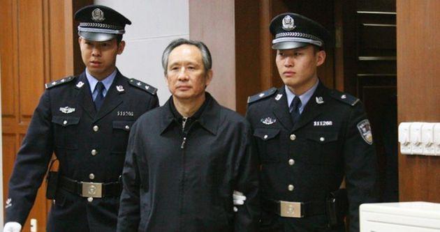 Çin'de eski bürokrata idam cezası