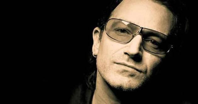 U2'nin solisti Bono'dan itiraf