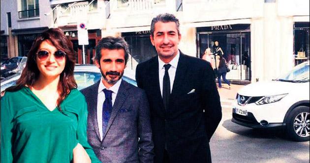 'Paramparça' dizisi Cannes'da tanıtıldı