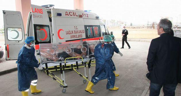 Diyarbakır'da ebola alarmı