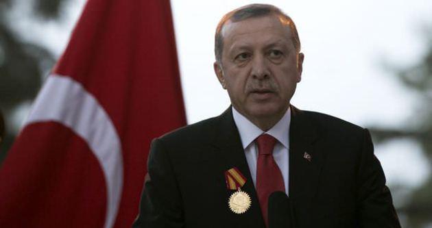 Erdoğan: Nerede bir olay varsa Türk oradadır
