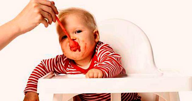 Yaşlara göre beslenmesi çocuk