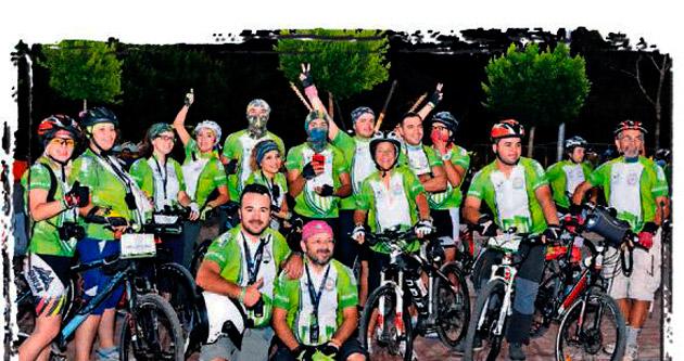 Bisikletçilerin festivali başladı