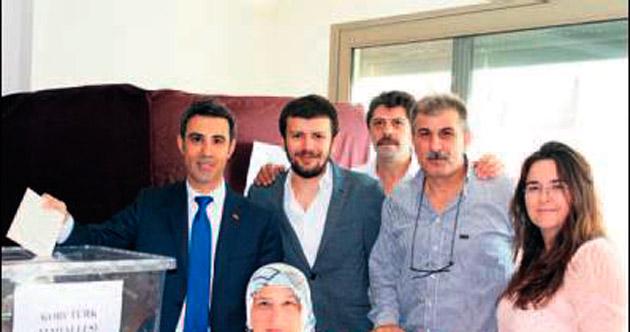 Balçova'daki delege seçimine yoğun ilgi