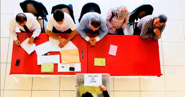 Seçim bitti, HSYK'ya paralel baskı başladı