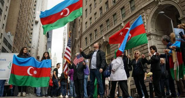 Azerbaycan'ın bağımsızlığının 23. yılı