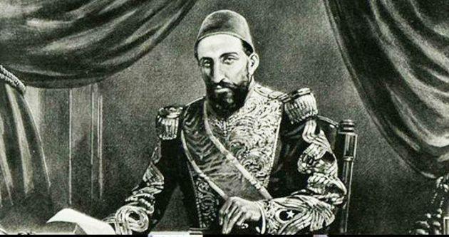 2. Abdülhamid'in tahtı restore ediliyor