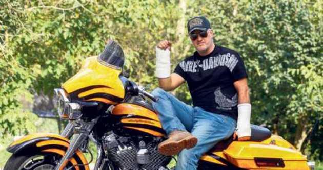 Karadağlı'dan genç motorculara tavsiyeler!