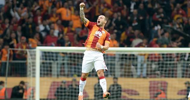 Avrupa Sneijder'i konuşuyor