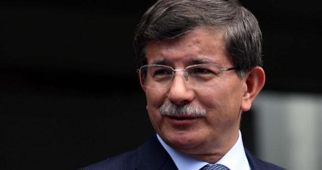 Davutoğlu: Yurtdışındaki Kürtler de kardeşimizdir