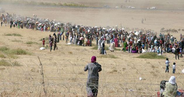 Lübnan sınır kapılarını Suriyelilere kapattı