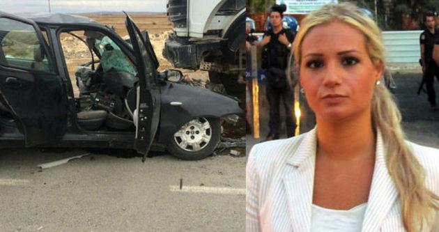 Amerikalı gazeteci Suruç'ta hayatını kaybetti