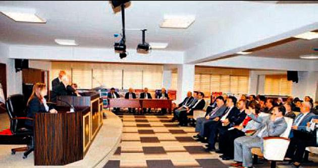 Yenimahalle'nin bütçesi belirlendi