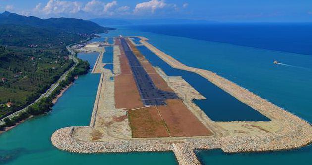 Ordu-Giresun Havalimanı'na 90 milyon lira
