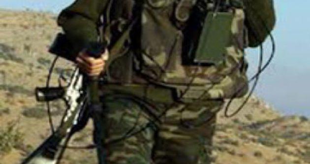 Siirt'ten acı haber: 1 asker şehit düştü