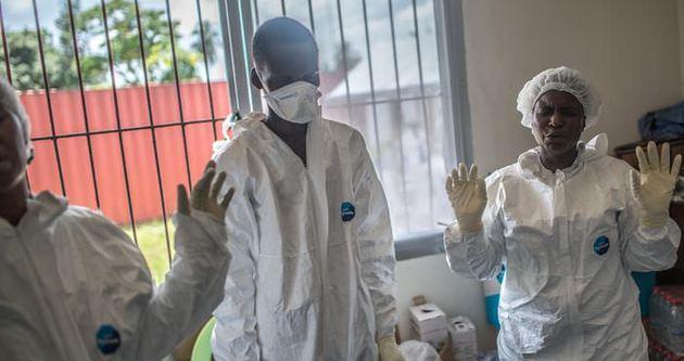Ebola vakaları bir ayda iki katına çıktı