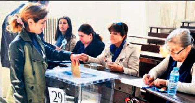 Ankara Barosu'na Canduran seçildi