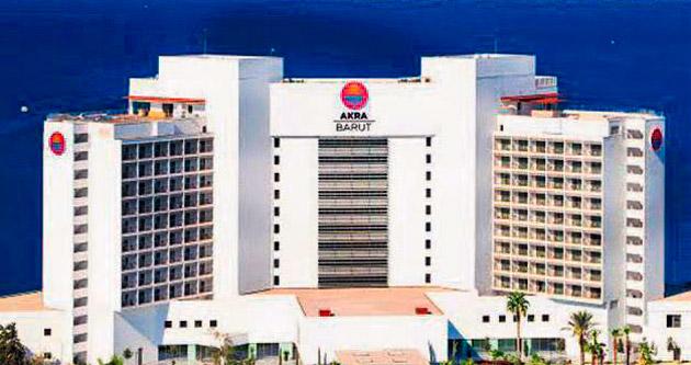 Antalya'ya 'Barut' etkisi