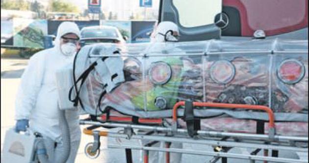 Ebola değil MERS şüphesi