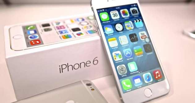 iPhone 6 satışları Apple'ın yüzünü güldürdü