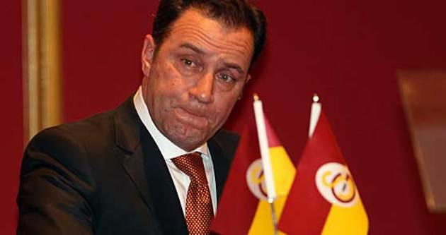 Galatasaray'a sürpriz başkan adayı
