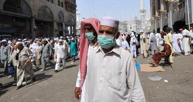 MERS virüsüne maske önlemi