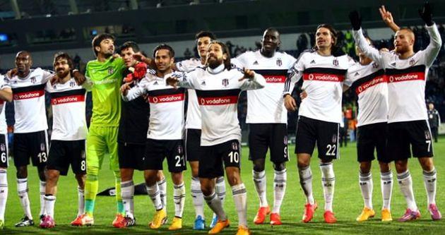 Beşiktaş Belgrad yolcusu