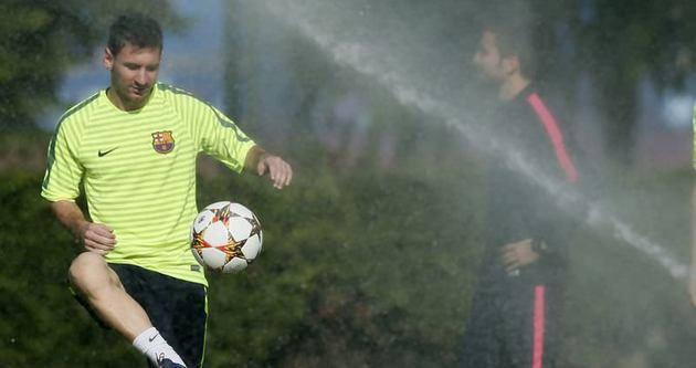 Enrique: Messi'nin fikirleri çok önemli