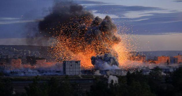 Peşmergeye intihar saldırısı: 20 ölü