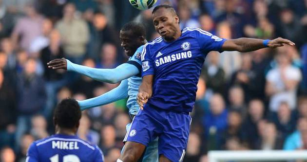Drogba'dan Costa'ya övgü