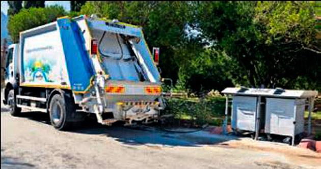 Çöp toplanırken tasarruf yapılacak
