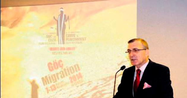 Beyaz perdede mültecilere adalet