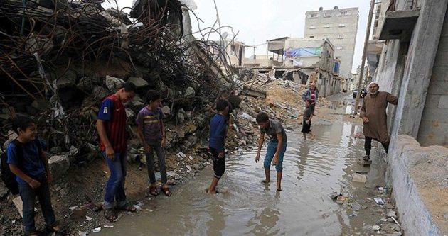 Gazze'de tehlike çanları çalıyor