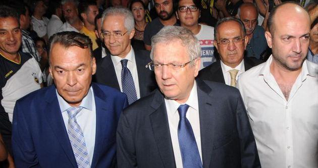 Aziz Yıldırım: Galatasaray bizi yenmedi...