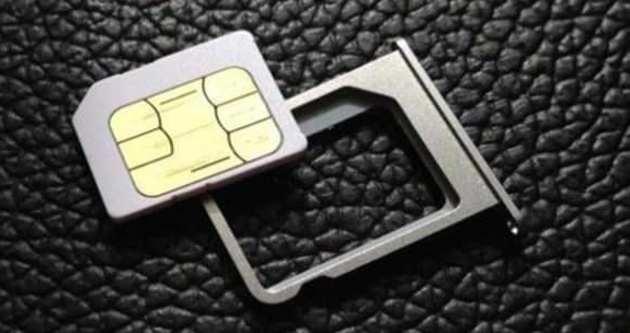 Apple SIM kartları tarihe gömecek
