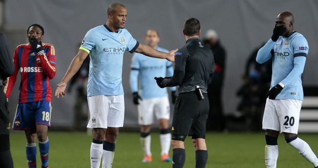 Kompany'den UEFA'ya ceza tepkisi