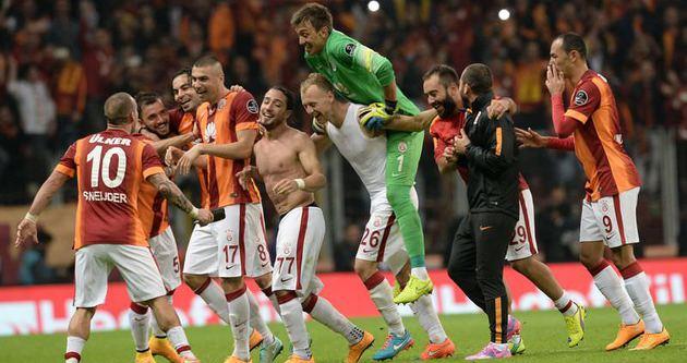 Galatasaray, Borussia Dortmund'u ağırlıyor