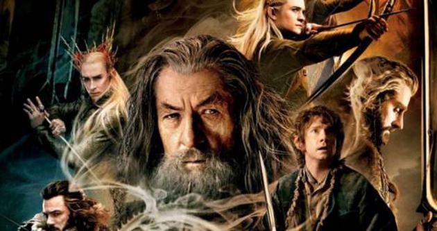 Hobbit filmi serisinin maliyeti rekor kırdı