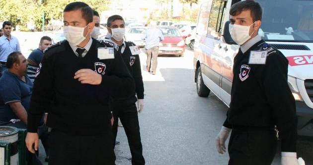Mers virüsü şüphelisi hastaneden kaçtı