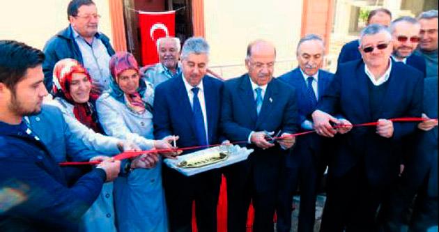 Süleymaniye Cami kapılarını açtı