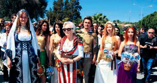 Çeşme 'Germiyan Festivali'ne hazır