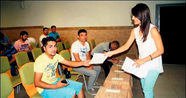 Menderes'te 'iş' gören proje