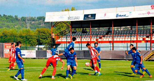 Manavgatspor takipte: 2-1