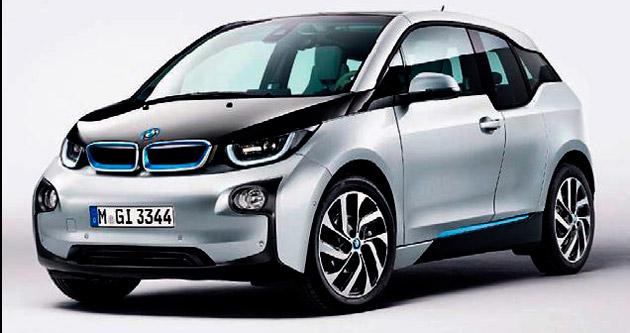 Elektrikli BMW yollarda
